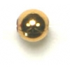 Craft Pearls Gold 5mm